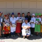 Все конкурсанты кулинарного поединка