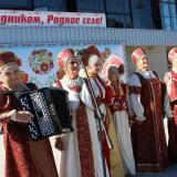 Выступление хора Сударушки
