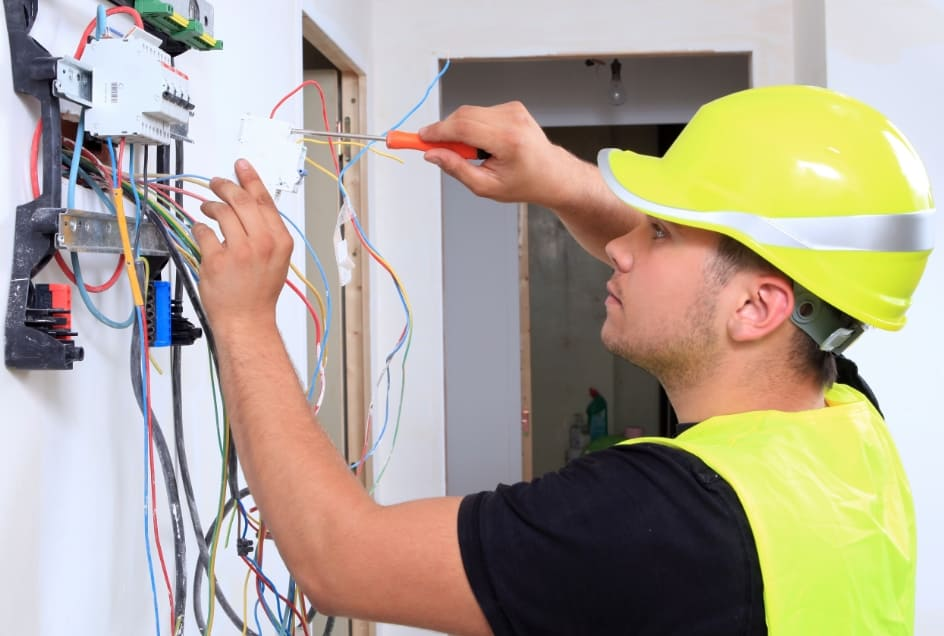 замена электропроводки в Екатеринбурге