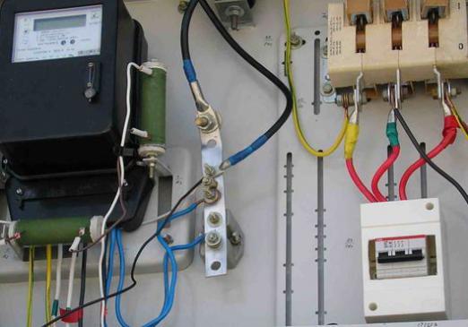 замена и монтаж электрических щитков в Екатеринбурге